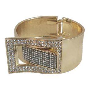 European Rhinestone Bracelet