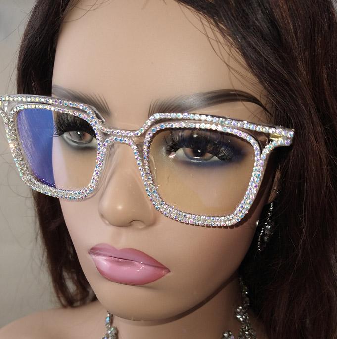 Glamour Girl Eyeglasses Perfect for the Season Avana Beauty