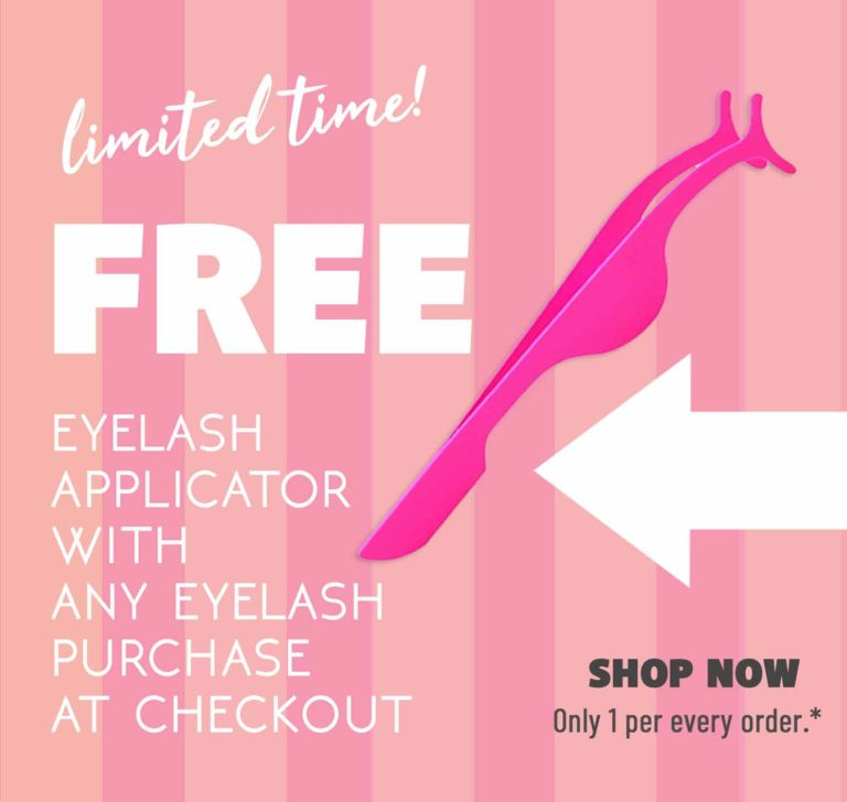 Fall is in the air! Get a Free Mink Eyelash Applicator at Avaná Beauty